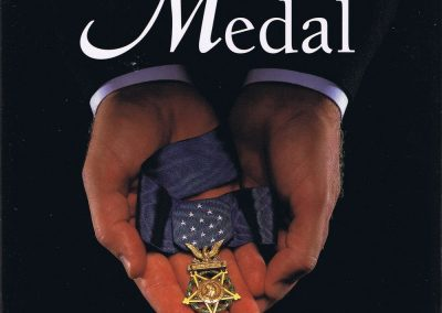 Beyond the Medal Peter Lemon Book Front Cover